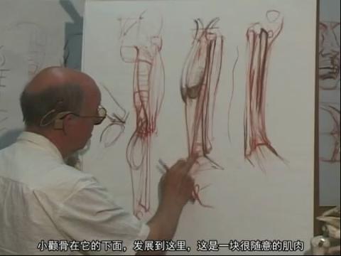 素描基础技法教程视频b素描入门教程素描头像人物
