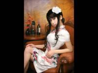 16 旗袍美女