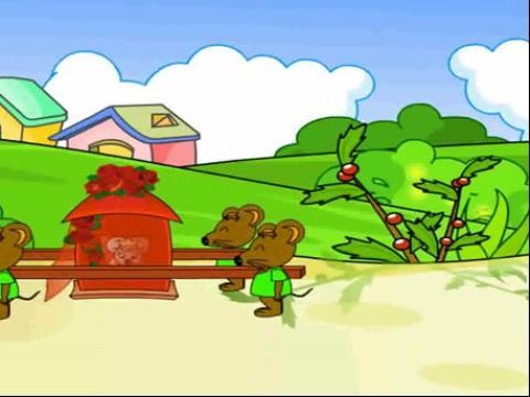 儿童故事-儿童睡前故事大全之老鼠嫁女儿