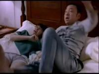 吻戏床戏《喜爱夜蒲》连诗雅缠绵激战床戏片段