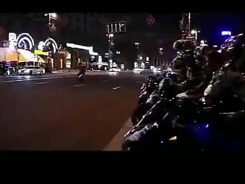 美女的摩托车跑车情结