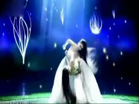 杨丽萍舞蹈《春》孔雀舞傣族舞民族舞