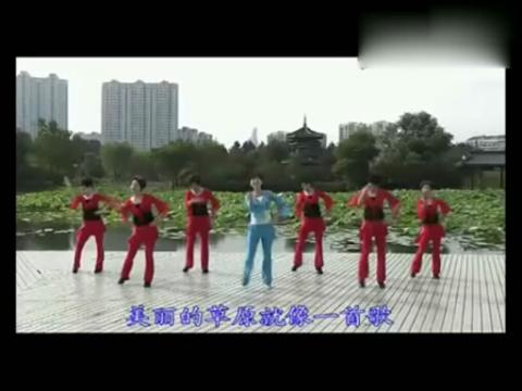 《原上情》表演教学视频