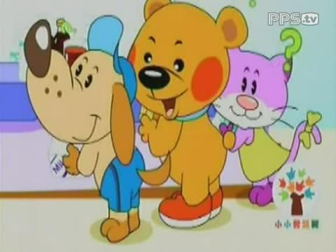 小小智慧树1206:洪恩国际幼儿英语