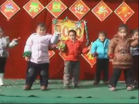 儿童舞蹈教学 可爱的小天使