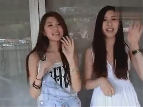 搞笑:台湾美女翻唱的现在最火的卖萌歌曲gwiyomi
