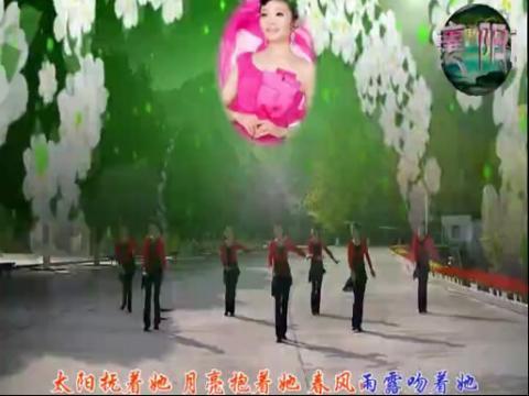 卫东美女广场舞茉莉花