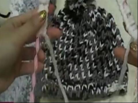 【完美叶子】编织视频-编织教程-帽子编织-帽子教程
