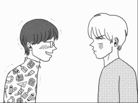 韩国奇画搞笑动画系列