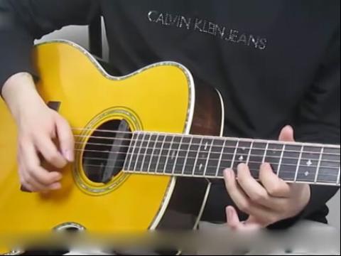 许巍/玩易吉他弹唱教学许巍那一年