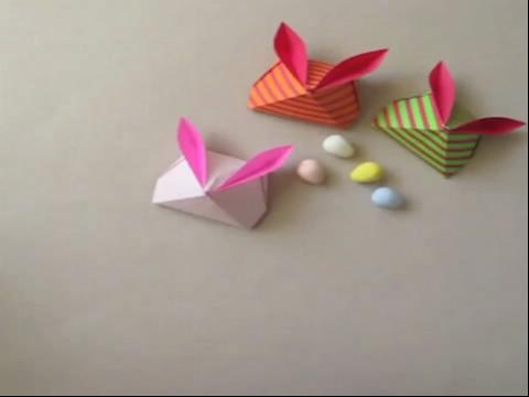 超轻粘土做的小兔子相框教程_手工小制作