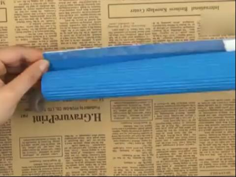 【废物利用手工制作diy 如何用纸盒做小话筒】 (分享自
