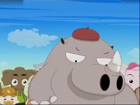 喜羊羊与灰太狼之懒羊羊当大厨动_表情大全 (480x360)