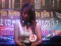 泰国美女dj现场打碟乳动全场