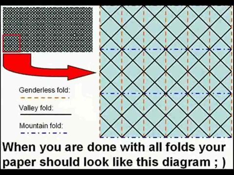 纸球diy手工小制作学折纸大全