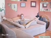 美女柔术 柔术训练