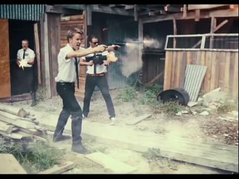 碉堡!国外静止运动画面拍摄创意视频图片