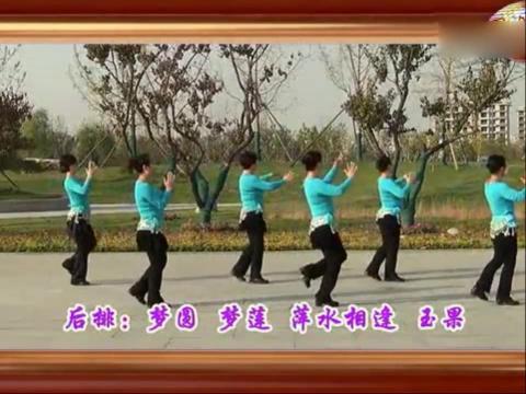 北京广场舞 印度美女 北京加州广场舞