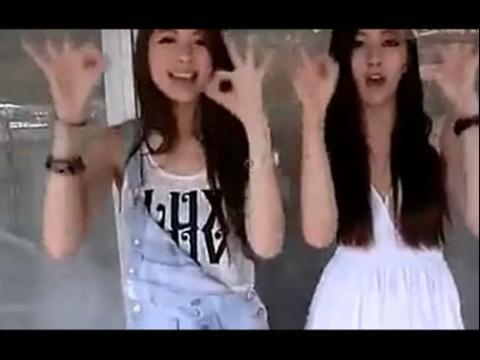 台湾美女翻唱现在最火卖萌歌曲《gwiyomi》