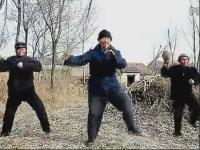 莱芜美女江南style钓鱼岛版农民工搞笑搞笑民工视频