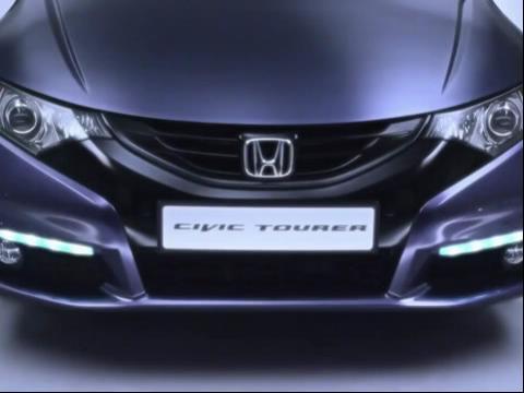 2014款本田思域旅行车官方视频