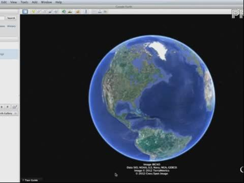Learn Google Earth Tour guide