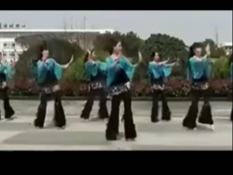 动动广场舞今夜舞起来视频(2)♂