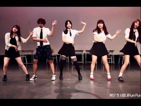 舞蹈教学视频少儿