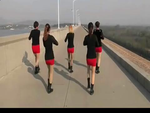 健身广场舞大全:印度美女