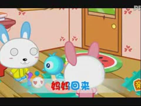 儿歌 小兔子乖乖 高清版