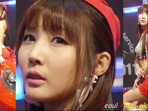 韩国车模齐亮相 各种美女你喜欢谁?
