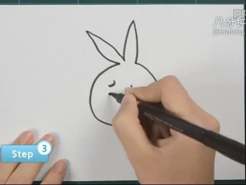 鱼妹兔表情之无语图片