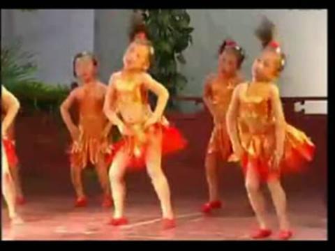 少儿舞蹈 儿童舞蹈教学视频