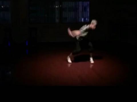 wolf《狼与美女》exo舞蹈教学分解动作视频
