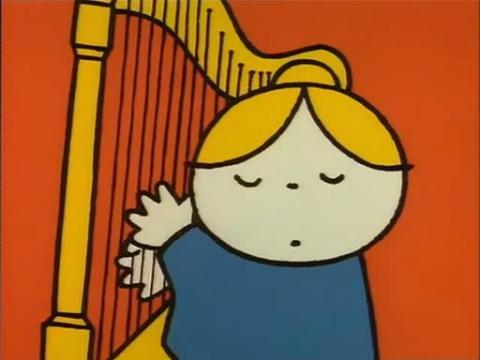 幼儿益智动画片—米菲miffy
