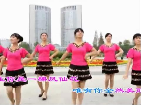 基督教歌曲舞蹈 广场舞《唱一首歌来爱主》
