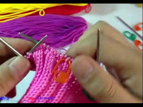编织教程视频 儿童毛衣编织款毛衣编织款式式
