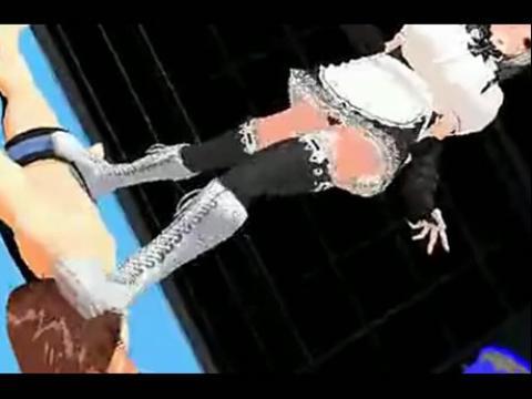 中国女子摔角 女子摔角裆