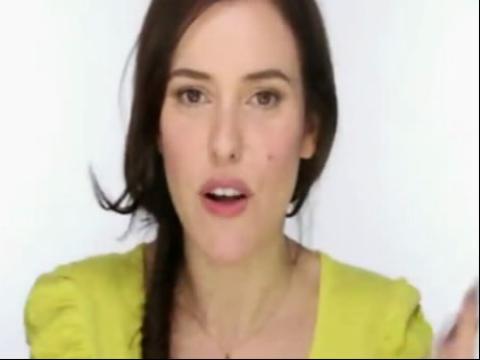 美女妆扮 lisa eldridge关于遮盖痘痘的教程