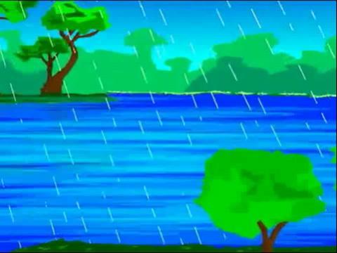 小雨沙沙歌曲 小雨点儿歌